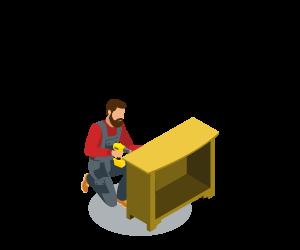 servicio postventa montaje de muebles de confianza